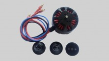 D4114 outrunner brushless for helicopters